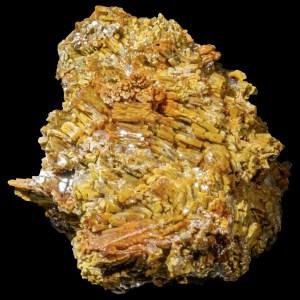 Vanadinite and Calcite