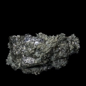Semseyite with Sphalerite and Galena