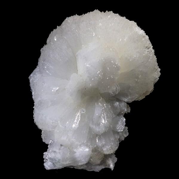 White Stilbite