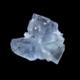 Pastel Blue Fluorite